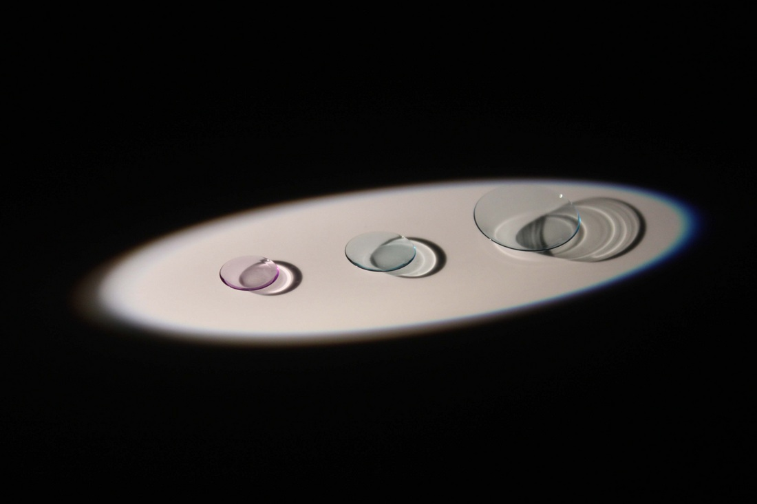 Rigid Gas Permeable (RGP) Lenses