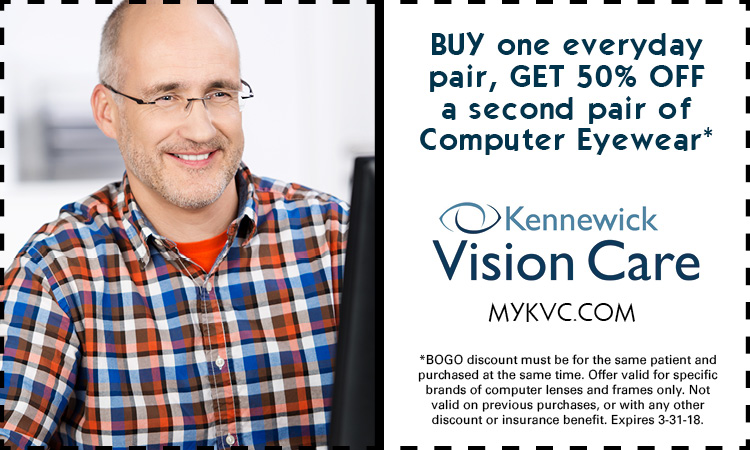 Kennewick Vision Clinic Promotion